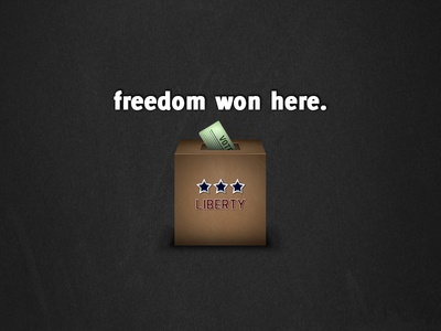 Freedom by Vote