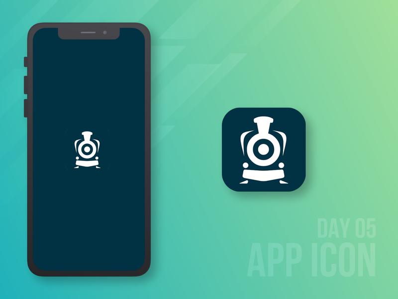 App Icon dailyui illustraion app icon icon