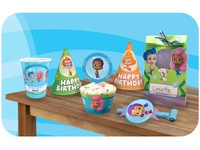 bubble guppies party promotion.