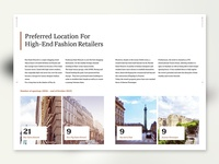 Real Estate Property Investment Document Design - Page design #2