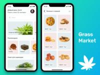 Grass Market - iOS app