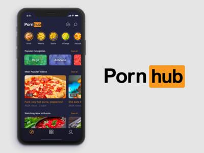 PornHub 🍌 – iOS App