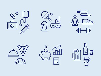 Perks Icons perks benefits icons vector svg nutanix