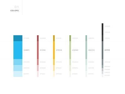 Prism UI Guide V3 Sneak Peek clean minimal color guide ui prism nutanix