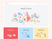 Nutanix design website
