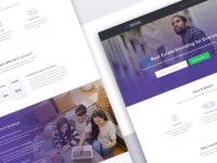 Student Housing Investment | Landing Page