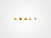 Cute pixels
