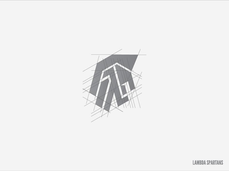 Lambda Spartan Logo (Refinement)