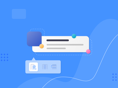 Anasen: Web-App Icons (Part 6/8) set study case processing analysis data website web app ui design icon