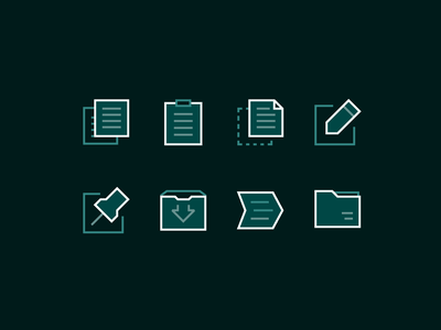 Editing folder file cut paste copy fajrfitr fajr fitr fajrul fitrianto typing text docs editorial editing user interface ui pictogram iconography icon icon design