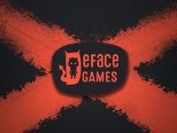 Deface Games Logo
