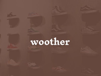 Woother Logo Design logo branding