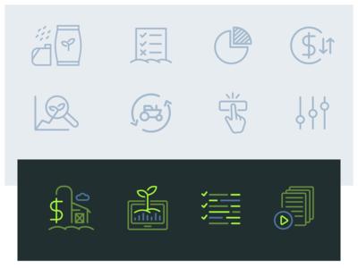 Agronomy Icons