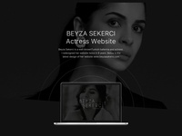 Official Celebrity Website Design