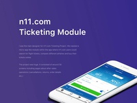 Flight Ticket App