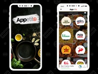 Appetito - Customer Food App