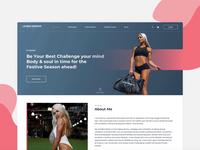 laurensimpsonfitness -Website Design