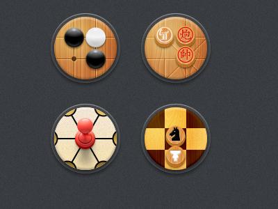 Games icon n0dk4ne