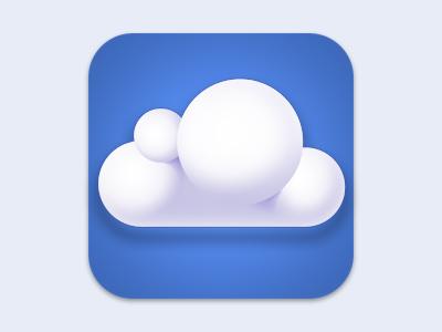 iCloud icon n0dk4ne app