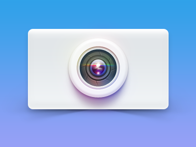 Camera PSD icon 小火 n0dk4ne