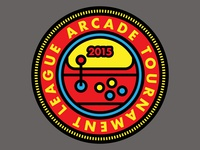 Arcade Tournament League Event Logo