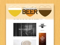 The Layman's Guide to Beer Website Refresh
