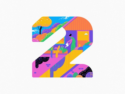2 branding typography 36daysoftype design art illustration
