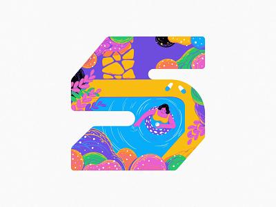 5 design art illustration