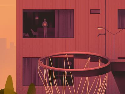 Lockdown - 02 quarantine stayhome dribbble lock coronavirus lockdown design art illustration