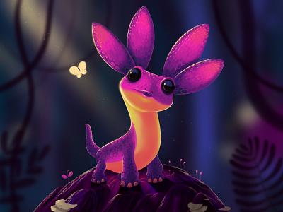 NVIDIA mascot reimagination characterdesign sajid mascot nvidia art illustration