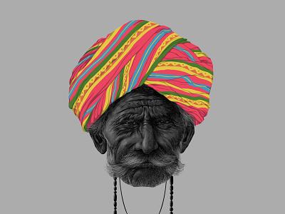 The Crown people crown india sajid design art illustration