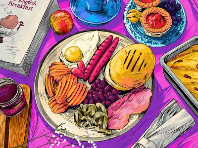Still life - Week 65 sajid art illustration drawing stillife