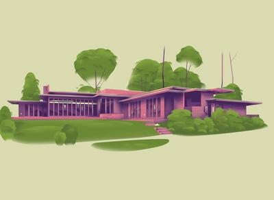 Alabama – Rosenbaum House (1939)