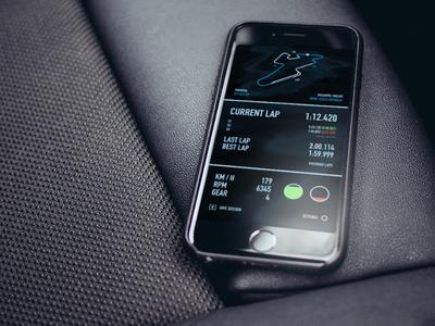 Trackday App