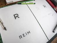 Reim Logotype and mark