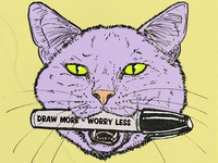 Draw More Worry Less