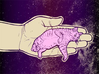 Tiny Space Cat 2