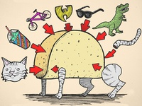 TACOCAT on Request Line