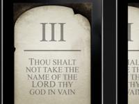 Commandments Preview