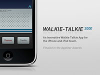 Walkie Talkie 3000