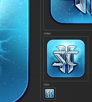 Replacement StarCraft II Icon