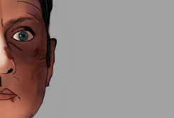 Ben Linus lost wip work in progress now you are like me illustration drawing painting nowyouarelikeme
