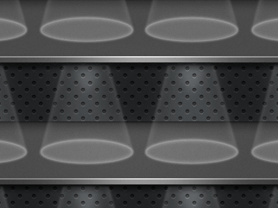 Metal iPhone 4 AppShelf Background