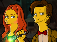 Doctor Who in Springfield