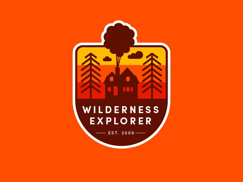 Wilderness Explorer by Courtney Askew on Dribbble