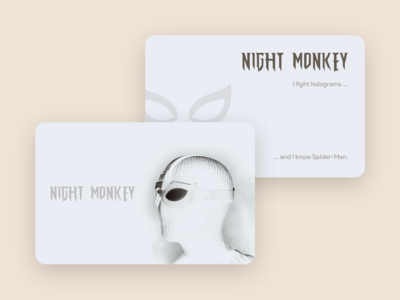 Night Monkey's card - Weekly Warm-Up