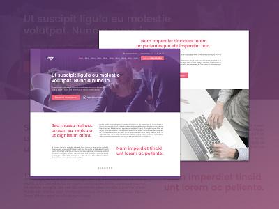 Webiste Redesign 2020 website