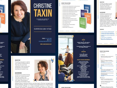 Speaker Packet for Christine Taxin | Links2Success