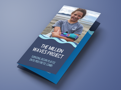 Trifold Design for the Million Waves Project