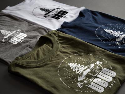 T-Shirt Design Ubud Bali